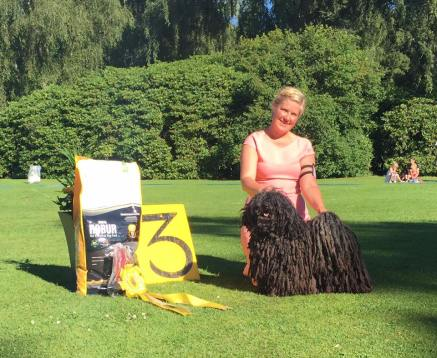 Ester BIS 3 i Ronneby, augusti 2015